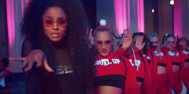 Watch Ciara's hot new dance video for 'Level Up'