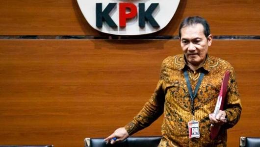 KPK Tetapkan Komisaris PT WAE Tersangka Suap Restitusi Pajak