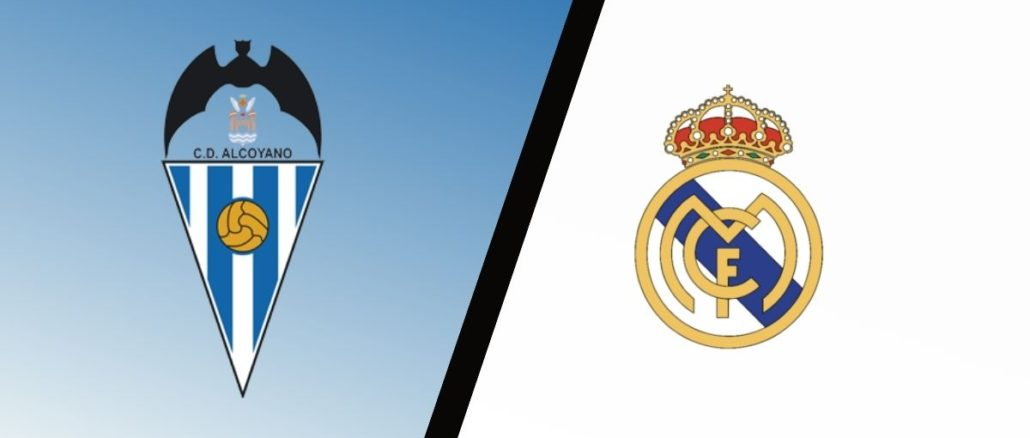 Real Madrid match against Alcoyano Live today, Wednesday, Prediction and H2H