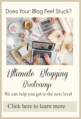 Vintage Paint and more - The Ultimate Blogging Bootcamp can help you get your blog out of a rut and become a thriving business.