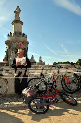 Ciclamadrid Ciclismo Aranjuez