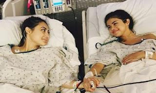 Selena Gomez'e böbreğini veren en yakın arkadaşı.