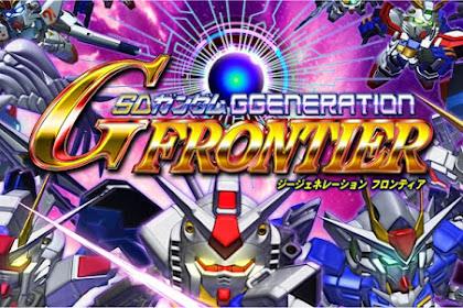 SD Gundam G Generation Frontier v2.22.0 Mod Apk ( High Attack Speed)