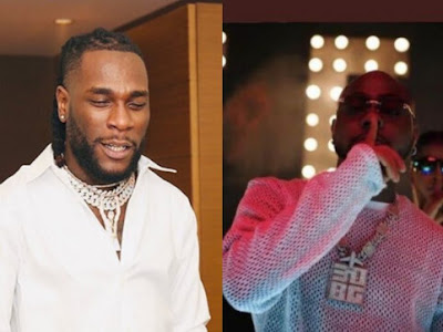 Feud Between Davido & Burna Boy Intensifies As Davido Issues Threats In New Single 'FEM'