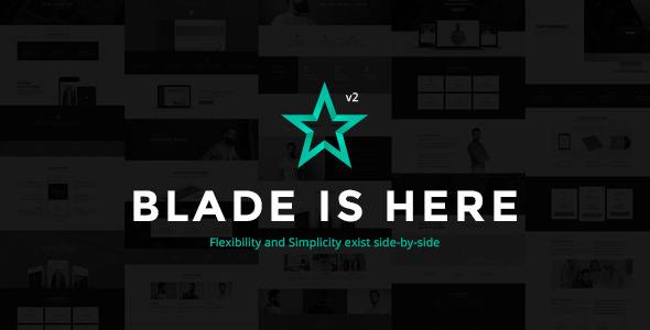 functional Theme inwards which advanced Flexibility as well as consummate Simplicity be side Blade v2.8.6 – Responsive Multi-Functional WordPress Theme