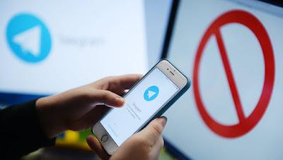 В Иране временно заблокировали Telegram и Instagram