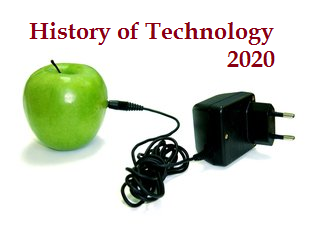 History of Technology - Tech 2020, latest smartphone