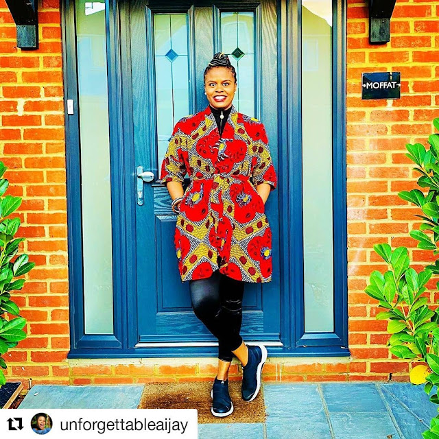2020 Simple and Stunning Ankara Top/Blouse Styles