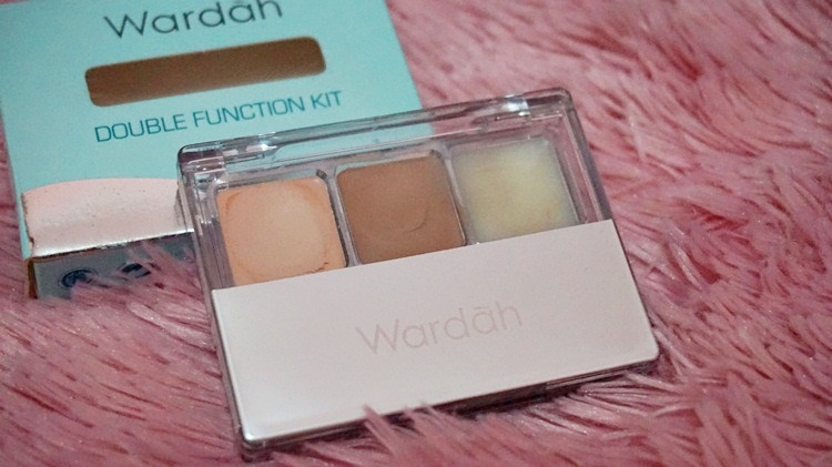Review: Wardah Double Function Kit - strawberry cheesecake