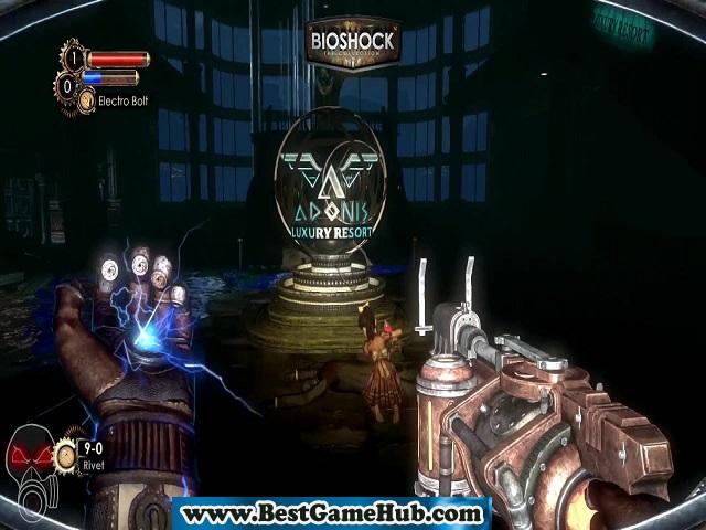 BioShock 2 Remastered Full Version 100% Working HD Game