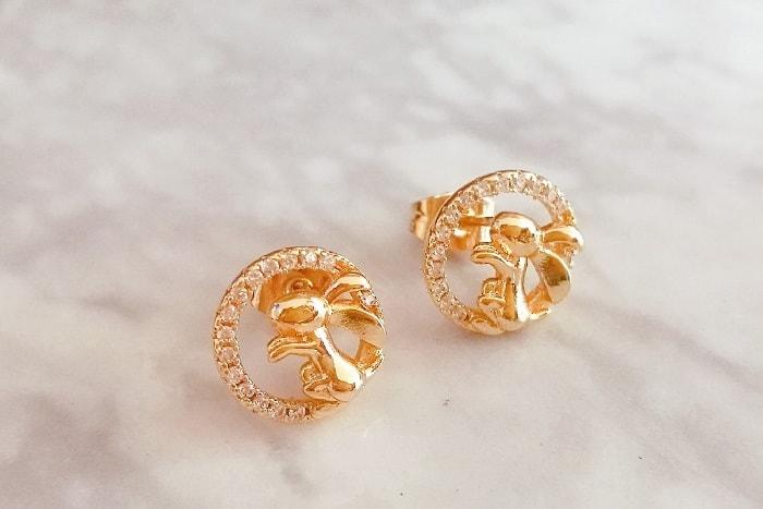 Frigga Charmed Life Chinese Animal Sign Stud Earrings
