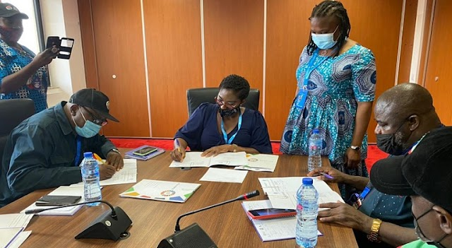 ILO Signs Implementation Agreement With Labour Unions In Nigeria
