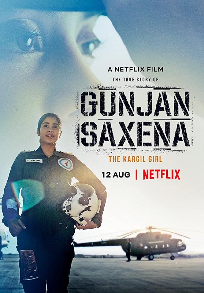 Gunjan Saxena: Cô gái Kargil