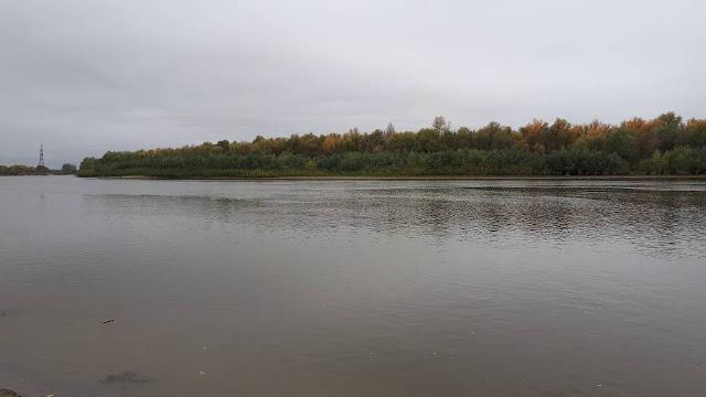 Пляж на улице Краматорская Астрахань