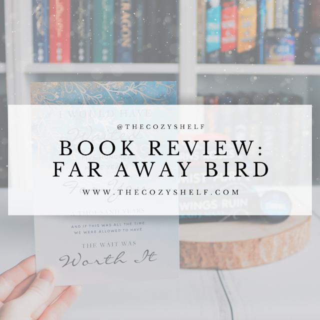 Book Review: Far Away Bird by Douglas Burton