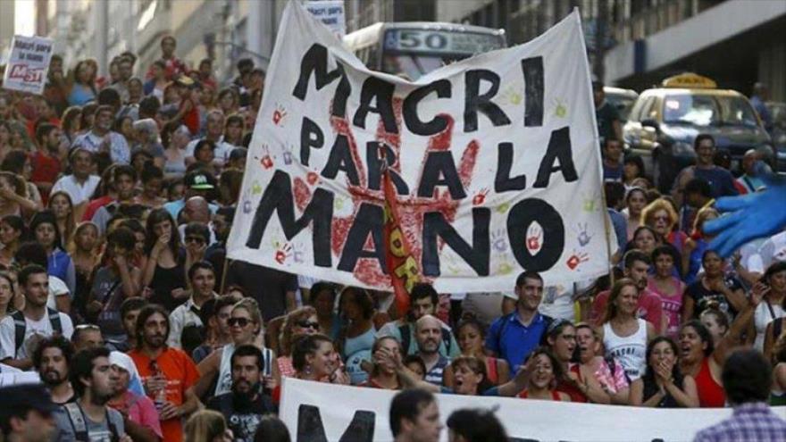 Oposición obtiene dictamen para frenar plan de despidos de #Macri
