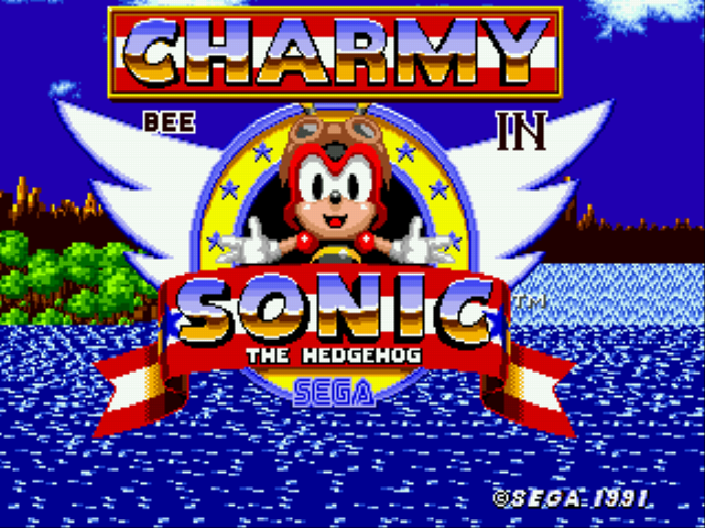 Charmy Bee em Sonic the Hedgehog Featured Review