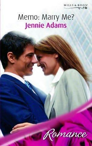 ¿Te quieres casar conmigo? – Jennie Adams