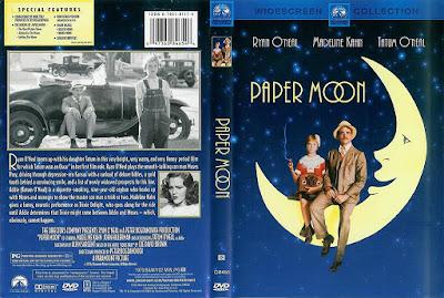 Бумажная луна / Paper Moon. 1973.