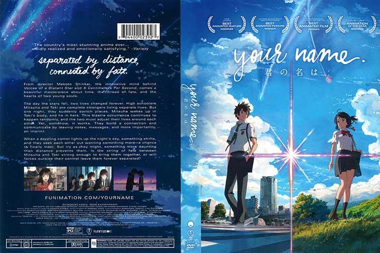 Your Name. (2016) 720p BrRip [Dual Audio] [Hindi+English]