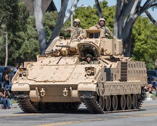 IFV Bradley M2A2