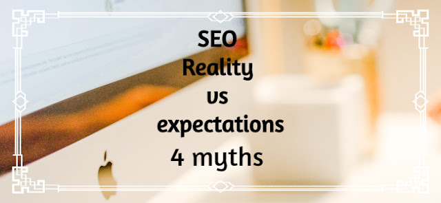 SEO reality vs. expectations