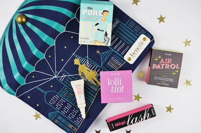 Benefit Cosmetics Giveaway