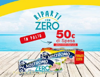 Logo Concorso Tonno Nostromo '' Riparti con Zero 2020 '' : vinci 200 card da 50 euro
