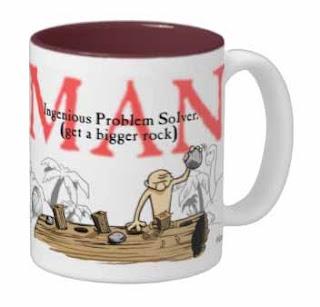 Funny Mug for a Man