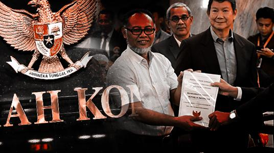 Alasan Yusril Kenapa MK Akan Menangkan Jokowi-Amin