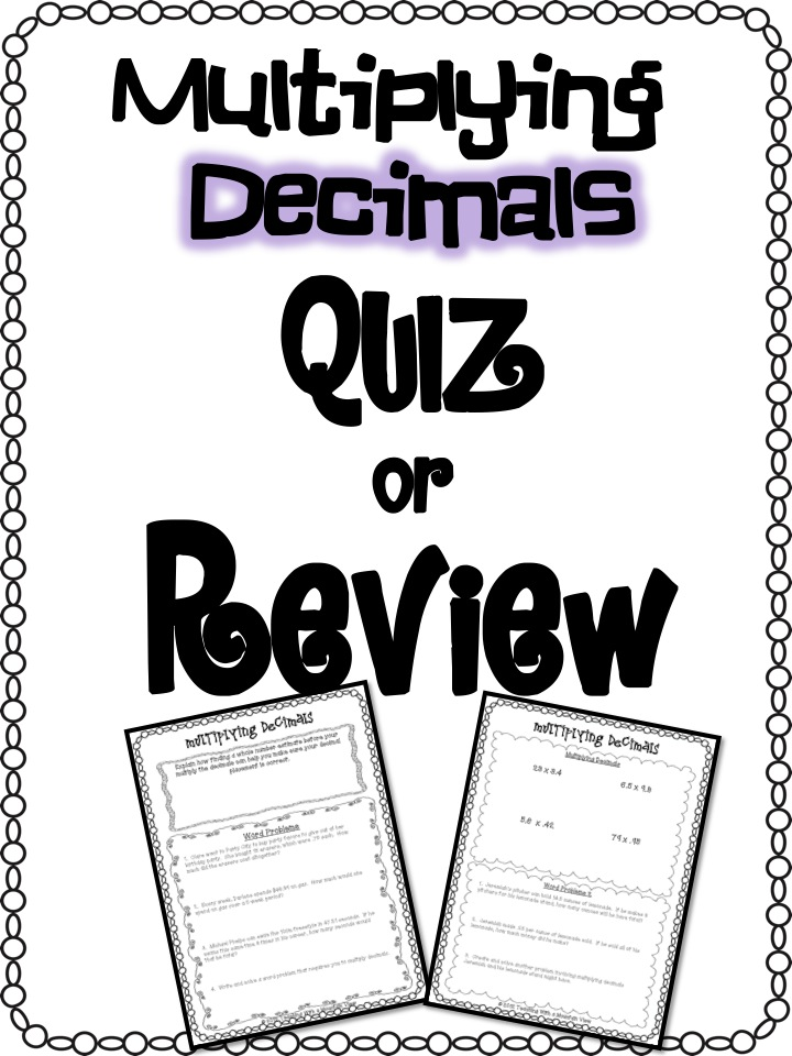Teaching With a Mountain View: Multiplying Decimals