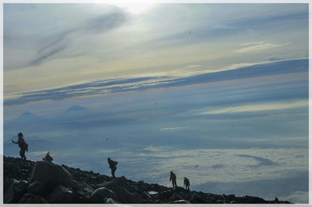 pengalaman pendakian ke gunung slamet