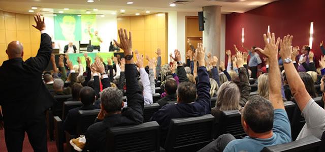 Profissionais de TI aprovam adesão a greve geral marcada para o dia 28 de Abril.
