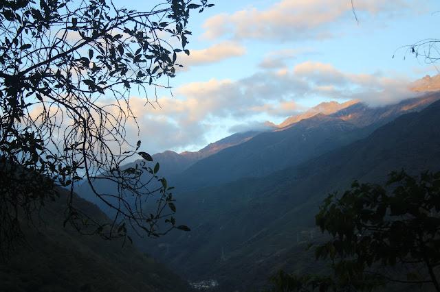 Salkantay Trek Day 4- Llactapata