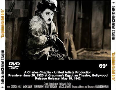 La quimera del oro (Charles Chaplin) - [1925]