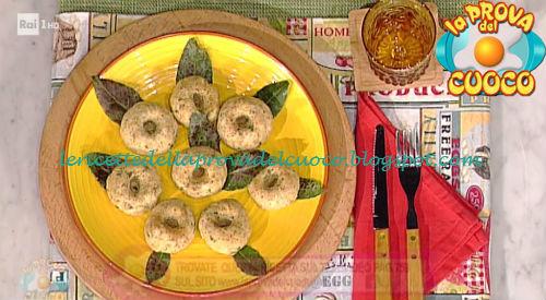 Ricetta del Ciambellone di pollo al limone da La Prova del Cuoco