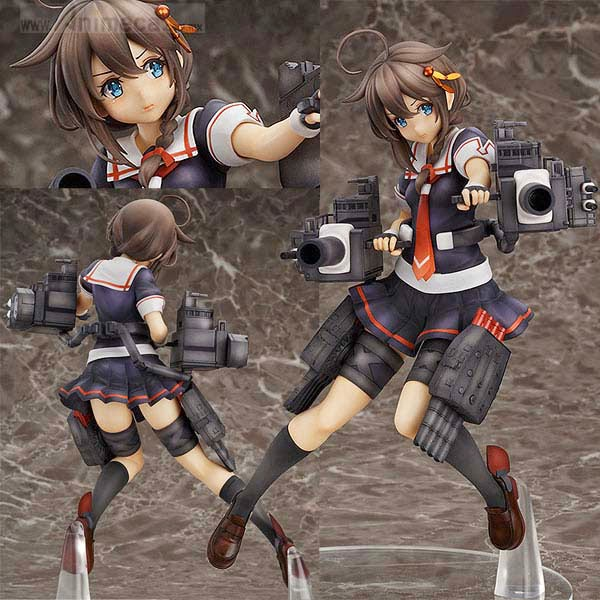 SHIGURE Kai Ni FIGURE Kantai Collection KanColle Good Smile Company