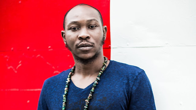 Son of famous afrobeat pioneer Fela Kuti, Seun Kuti accused of pulling out a gun over parking space quibble