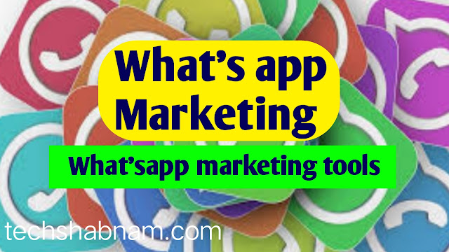 Whats-app marketing tutorial