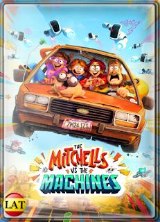 La Familia Mitchell vs. las Máquinas (2021) DVDRIP LATINO