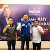 Pasangan Fikar - Yos Adrino Resmi Dapatkan Rekomendasi Partai Demokrat untuk  Pilwako  Sungai Penuh