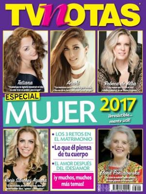 Revista TV Notas México - Especial Mujer 2017
