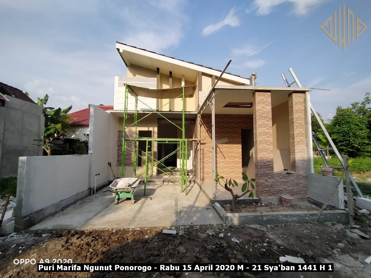 Puri Marifa Ngunut Ponorogo - Rabu 15 April 2020 M - 21 Sya'ban 1441 H - AlexandriaPropertyAgency.com