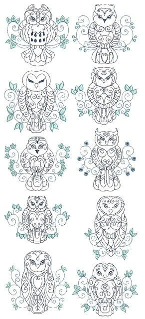 10 Unique Owl Tattoos For Women