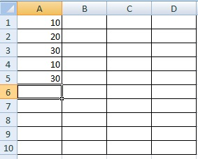 How to Add Borders Automatically to Cells in Excel using Conditional Formatting