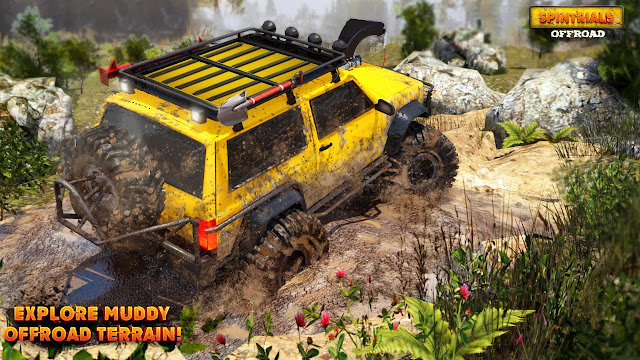Download Spintrials Offroad Driving Games Mod Apk