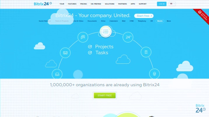 Bitrix24 CRM : New Introduction