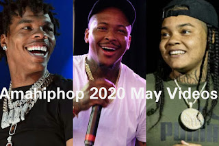 Watch Amahiphop Videos Of May 2020 Release