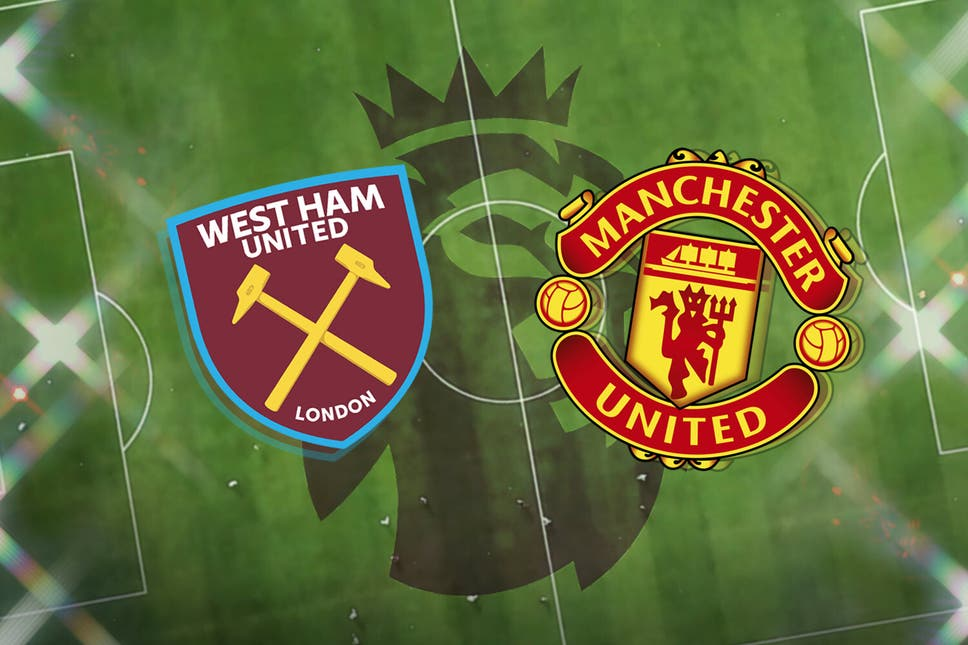 بث مباشر مباراة مانشستر يونايتد ووست هام يونايتد