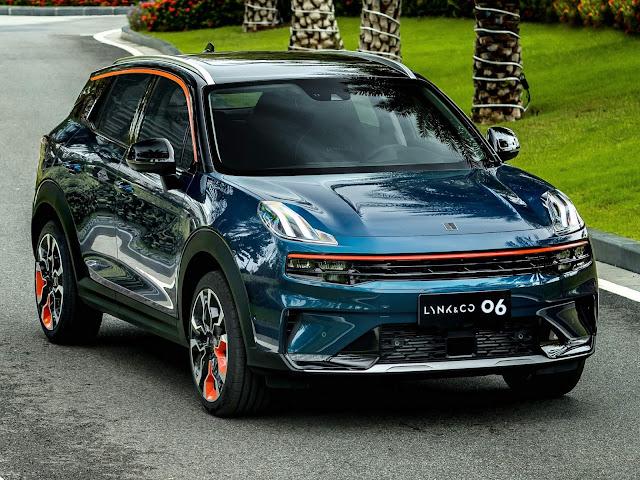 Lynk & Co 06: SUV chinês irmão gêmeo do Volvo XC40